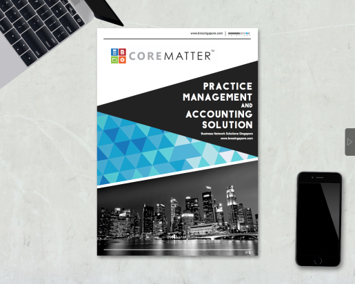 CoreMatter: Practice Management and Accounting - Page 1