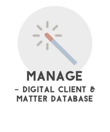 CoreMatter - Manage