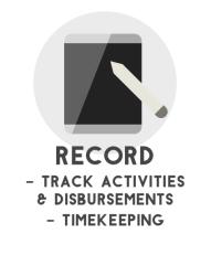 CoreMatter - Record