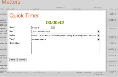 CoreMatter - Quick Timer 2