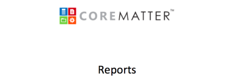 corematter-reports-header